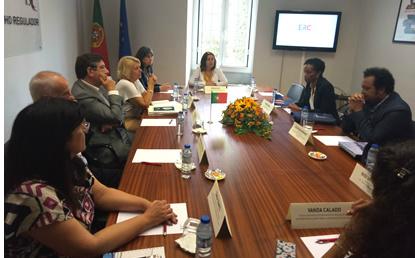 Delegação de Cabo Verde na ERC