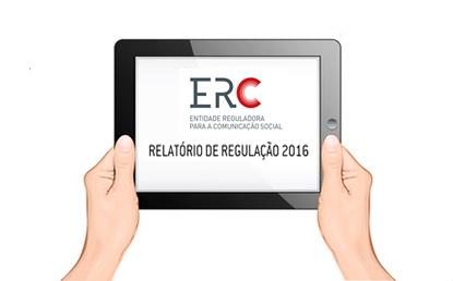 Relatório de Regulação 2016
