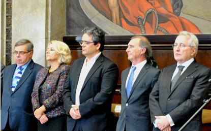 ERC tem novo Conselho
