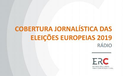 Cobertura das Eleições Europeias