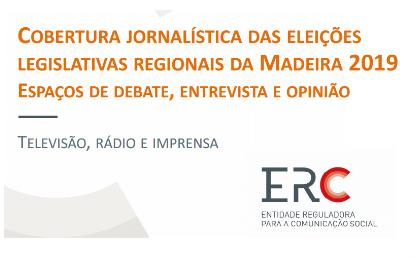Eleições Madeira 2019 - debates, entrevistas e opinião