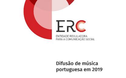 Relatório Difusão de Música Portuguesa pelos Serviços de Programas Radiofónicos 2019