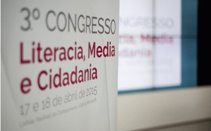 3º Congresso Literacia, Media e Cidadania
