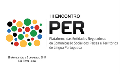 ERC integra III Encontro da PER