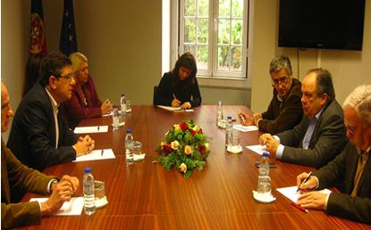 Ministro da Cultura na ERC