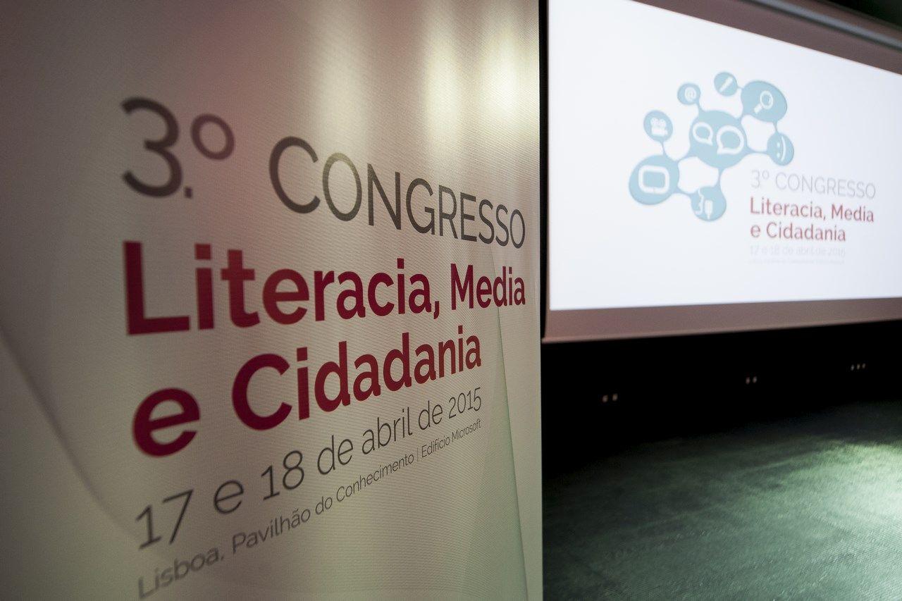 3Congresso Literacia Media e Cidadania