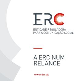 A ERC num relance - clique para saber mais!