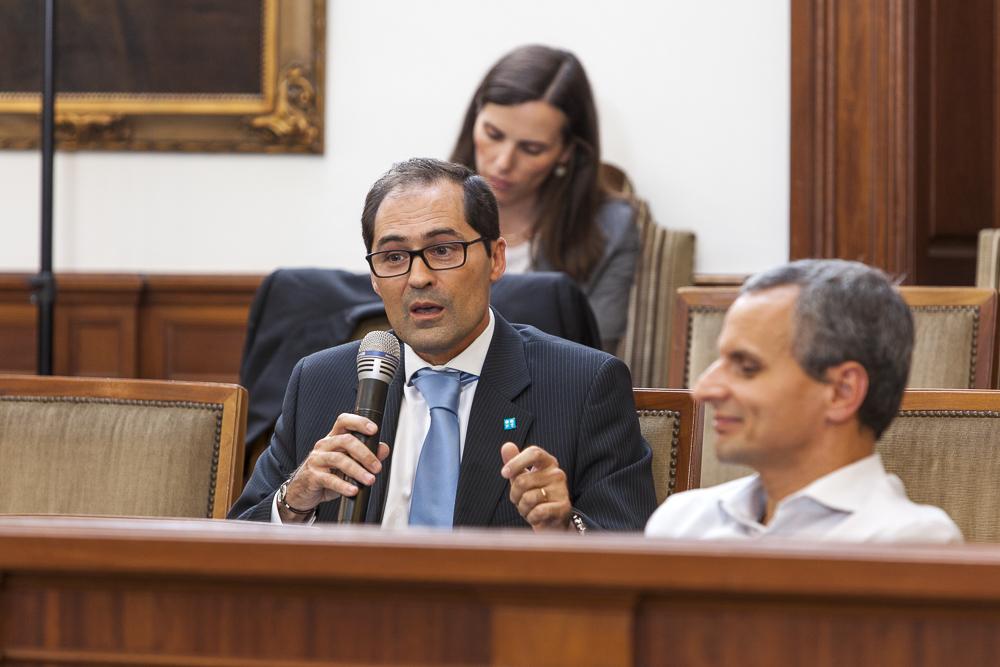 João Epifânio, Diretor de Produtos e Serviços da Portugal Telecom, no seu comentário.