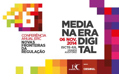 6ª Conferência anual da ERC