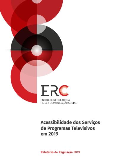 Acessibilidade dos serviços de programas televisivos em 2019