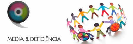 Logo Media e Deficiência