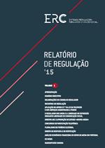 Relatório de Regulação ERC 2015
